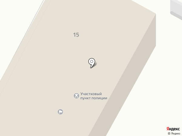 Почтовое отделение №142713 на карте