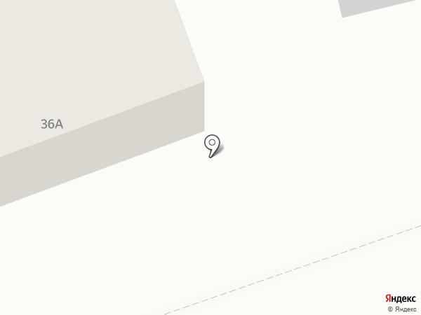 Почтовое отделение №142840 на карте