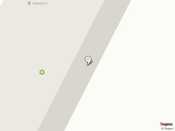Володарская амбулатория на карте