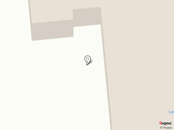 LADA-Sport на карте