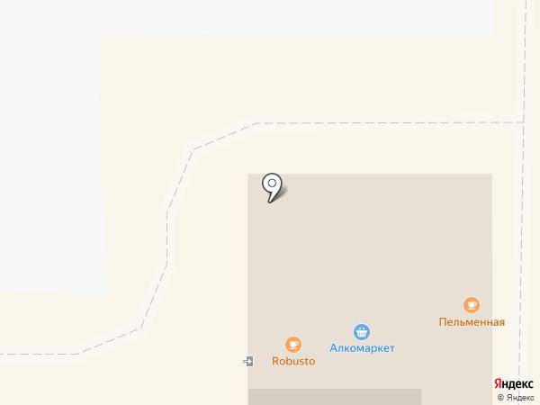 Арзу на карте