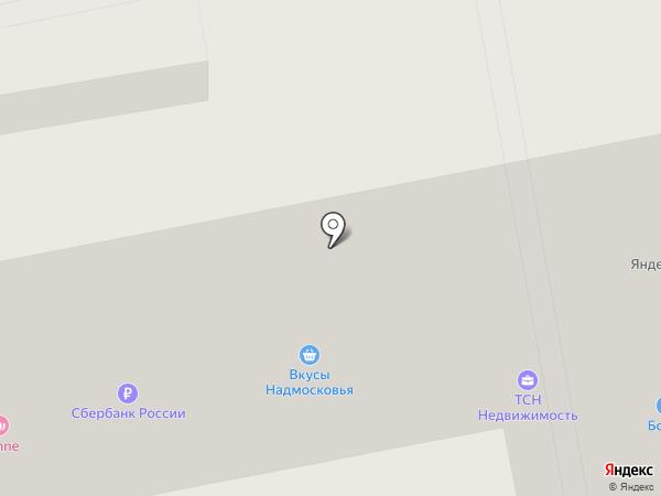Renne на карте