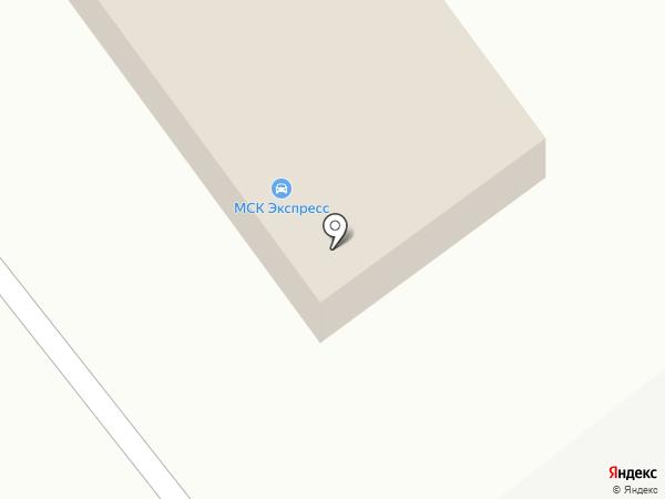 Автомойка на ул. Ленина на карте