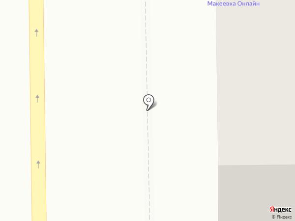 Макеевка Онлайн на карте