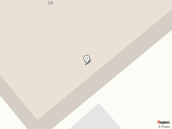 Пожарная часть №232 на карте