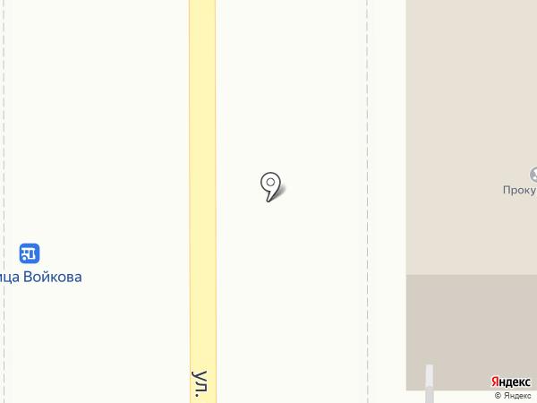 РАГС г. Макеевки на карте