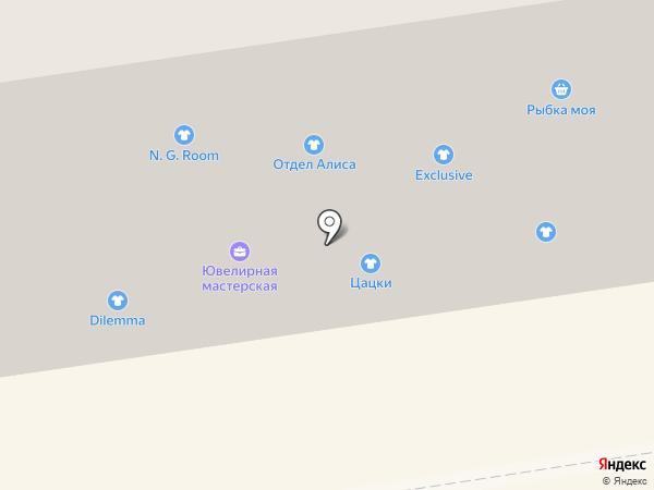 Новый радиорынок на карте
