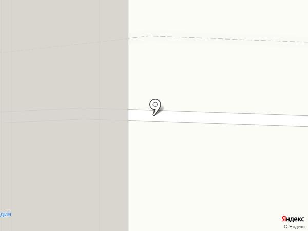 Спиртной на карте