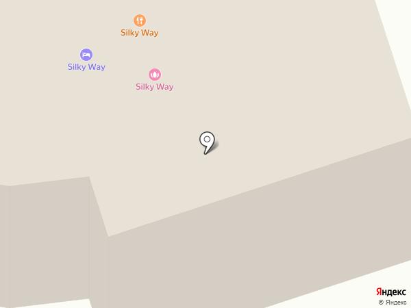 Silky Way на карте