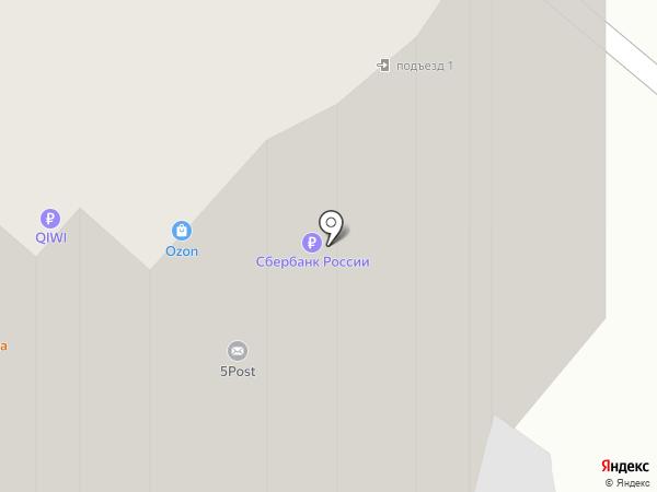 Мари на карте