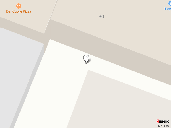 Dal Cuore на карте