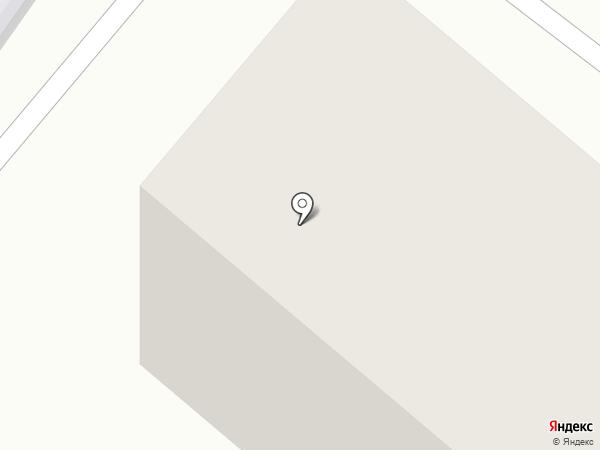 Подмосковное, ЗАО на карте