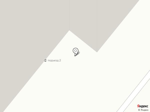 Мособлжилстрой на карте