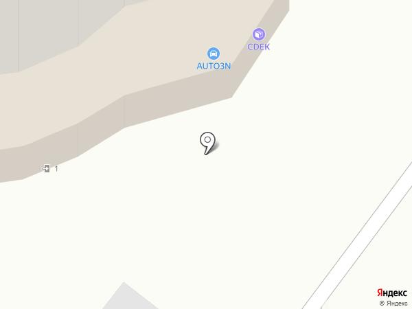 Островецкое сервис на карте