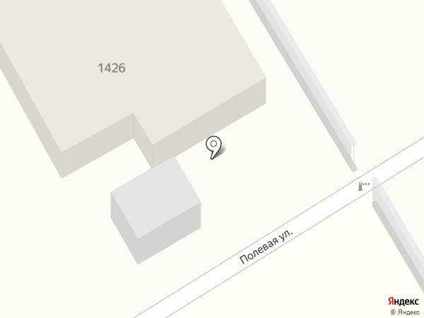 Доступный дом на карте