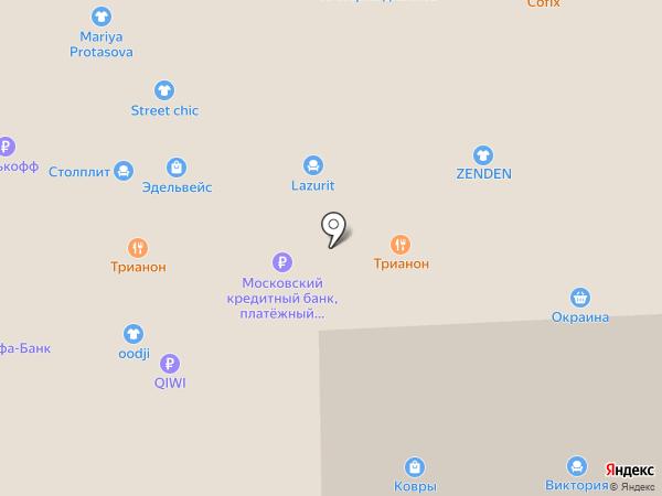 DЯТЬКОВО на карте