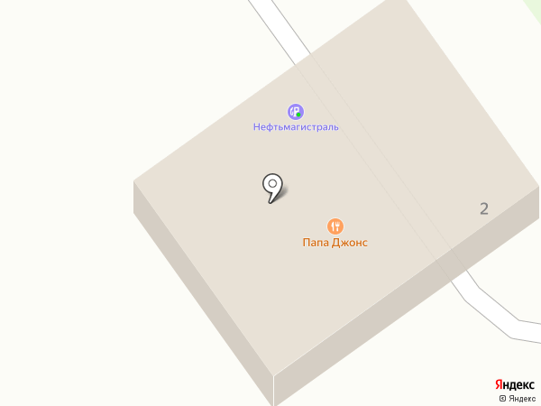 АЗС UNKOIL на карте