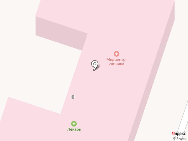 Новосветская амбулатория общей практики семейной медицины на карте