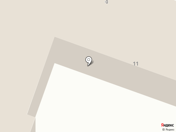 Новосветская поселковая администрация на карте