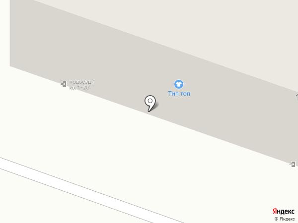 Тип топ на карте