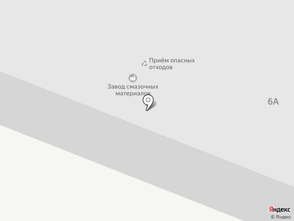 Виал Ойл на карте