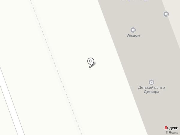 Полянка на карте
