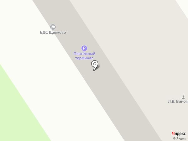 ЕДС-Щелково на карте