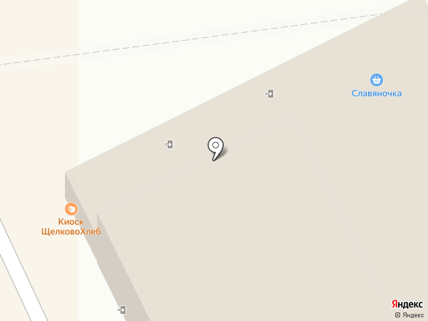 Славяночка на карте