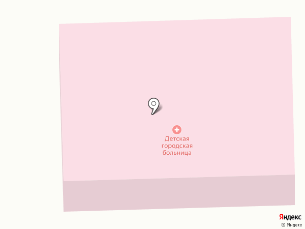 Городская клиническая больница №12 на карте