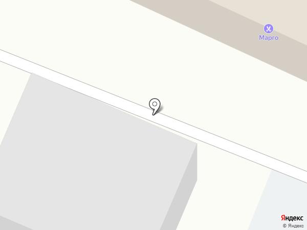 Артист на карте