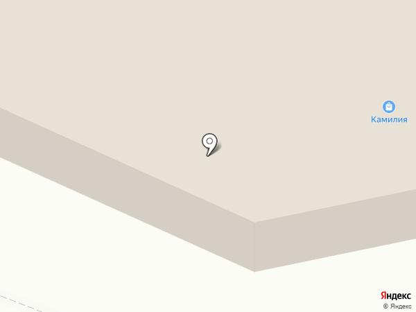 Палитра водолея на карте