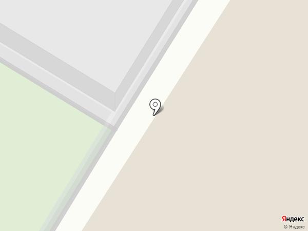 Шиномонтажная мастерская на Молодёжной на карте