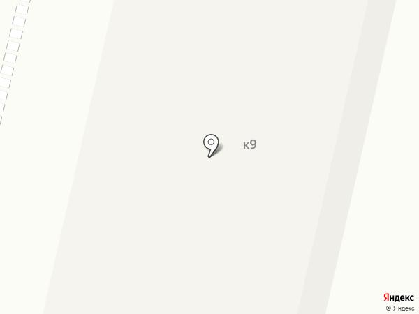 Анискино на карте