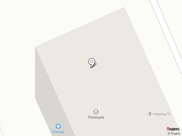 Непоседа на карте