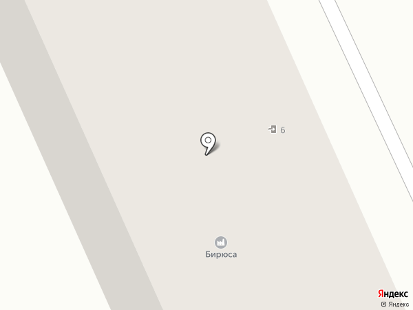 Пункт полиции Дубовский на карте
