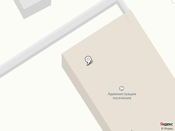 Администрация муниципального образования Шахтерское на карте
