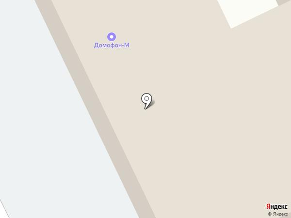 АвантПак на карте