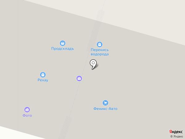 ИТСК на карте