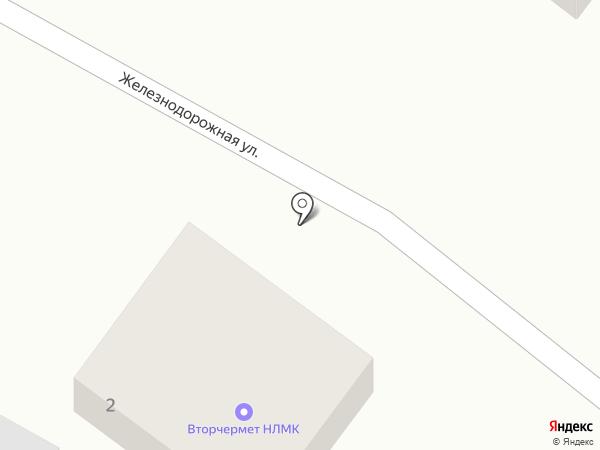 Вторчермет НЛМК Запад на карте
