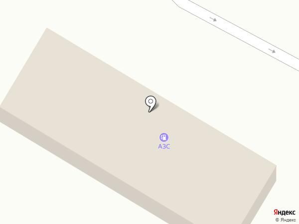 ASI на карте