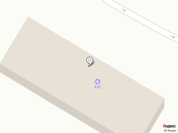 АЗС ASI на карте