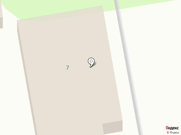Лайн Групп на карте