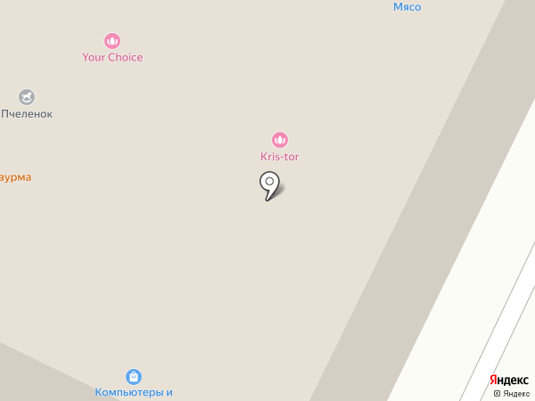 Парацельс на карте