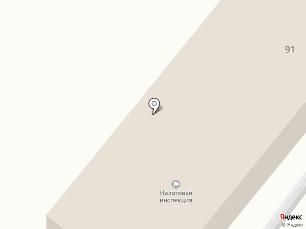 ГНИ на карте
