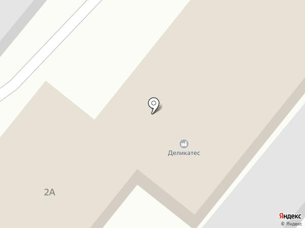 Смак, продовольственный магазин на карте