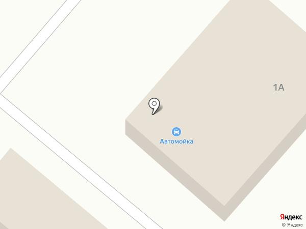 Шиномонтажная мастерская на ул. Красина на карте