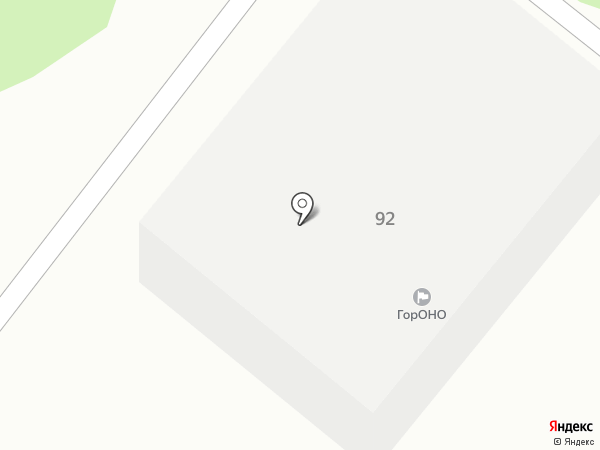 Отдел образования Харцызского городского совета на карте