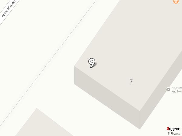 YOSHI на карте