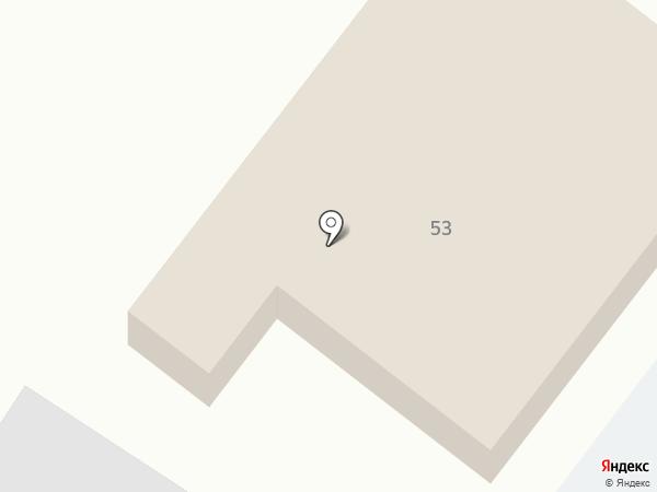 Автостоянка на Пролетарской на карте