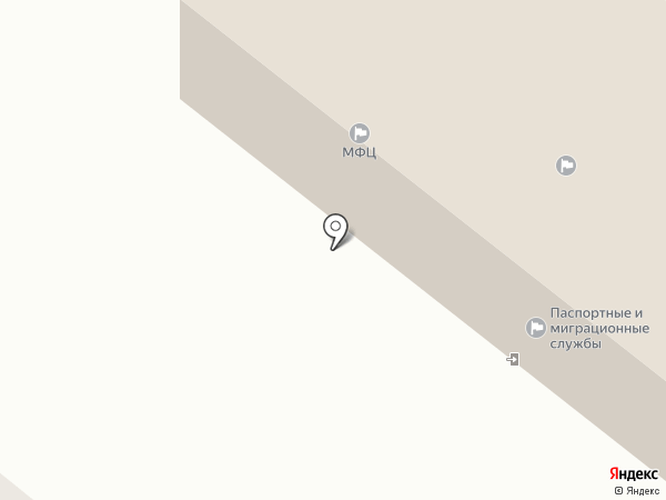 ГУ ГМС на карте